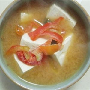 Canh cá cơm đậu hũ kiểu Hàn