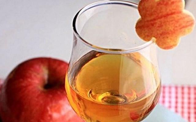 Cách làm nước giấm táo