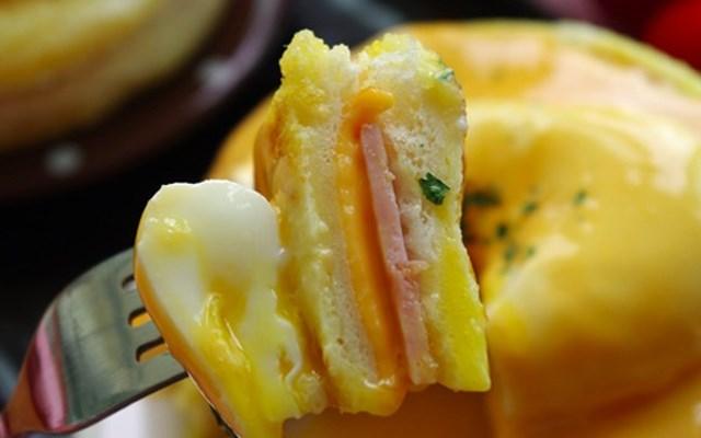 Cách làm bánh mì chiên trứng