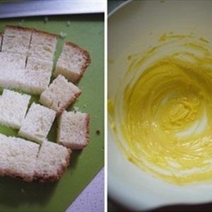 Bánh mì bơ tỏi nướng