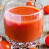 Sinh tố cà chua mật ong