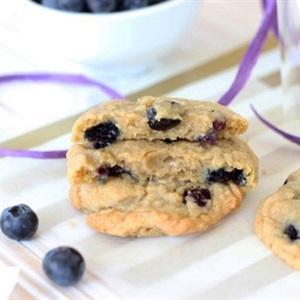 Bánh cookies việt quất