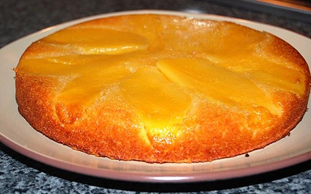 Cách làm bánh xoài