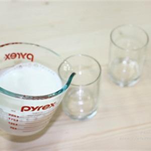 Rau câu dưa hấu sữa