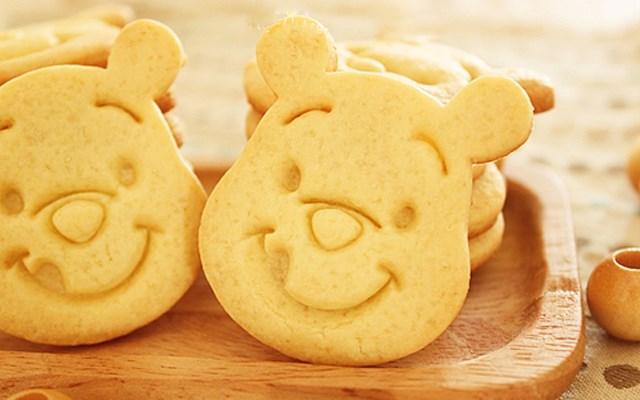 Cách làm bánh quy gấu Pooh