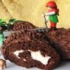 Bánh socola khúc cây