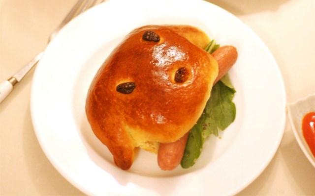 Cách làm bánh mì cún