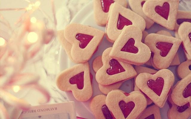Cách làm bánh cookies cuttter trái tim