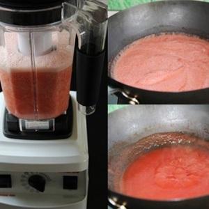 Tương cà chua homemade