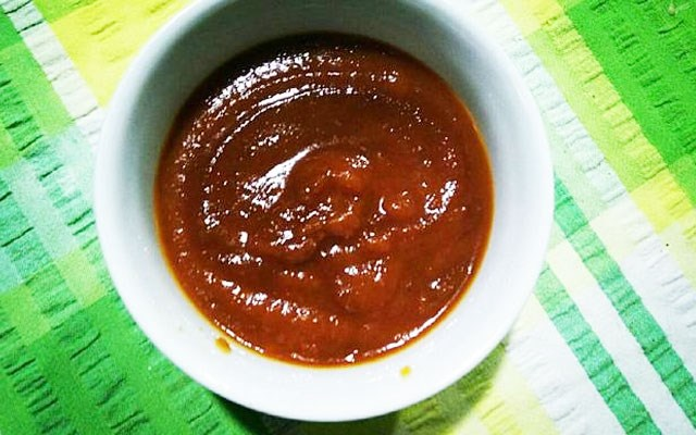 Cách làm tương cà chua đậm đặc