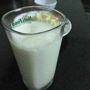 Cách nấu sữa hạt sen