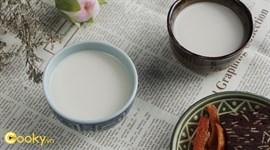 Cách làm Sữa gạo Hàn Quốc
