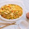 Thưởng thức cơm chiên trứng ngon miệng