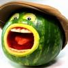 Những tạo hình dễ thương và sáng tạo từ rau củ quả