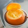 Trị ho cho con bằng cam nướng khi thời tiết chuyển mùa