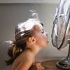 Lưu ý khi dùng quạt hơi nước cho trẻ nhỏ