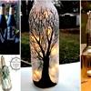 20 cách tái chế độc đáo với vỏ chai
