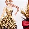 Chiêm ngưỡng bộ sưu tập váy hè từ nguyên liệu nấu ăn đầy sáng tạo