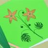 Hướng dẫn làm hoa quilling xinh xắn chỉ bằng 1 chiếc lược