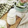Ăn Tết thoải mái không lo tăng cân, nổi mụn với sữa chua nha đam