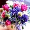 Khéo tay cắm lọ hoa thập cẩm đón Tết thêm vui rộn ràng