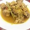 Ngon cơm với món gà ta kho sả cay nồng