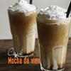Cách làm cà phê Mocha đá viên thơm mát giải khát ngày hè nóng bức