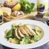Cách Làm Salad Ức Gà Sốt Caesar - Caesar Salad Chuẩn Vị
