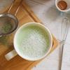 Chỉ 15 phút có ngay ly Matcha latte nóng vừa thơm vị matcha vừa béo vị sữa