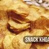 Cách làm snack khoai tây với 4 mùi vị ngon bá cháy