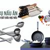 5 dụng cụ nấu ăn cơ bản người mới tập nấu cần phải biết rõ