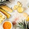 4 công thức dưỡng da trong mùa hè từ trái thơm