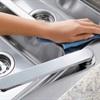 Làm sạch bồn rửa hiệu quả không cần hóa chất