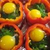 Buổi Sáng Độc Đáo Với Trứng Ớp Hoa Mai