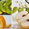 10 loại quả ăn vỏ còn tốt hơn ruột