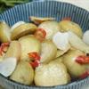 2 cách muối cà trắng giòn mà đơn giản cho bữa cơm nhà