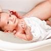 Hướng dẫn tắm an toàn cho trẻ nhỏ tại nhà