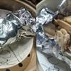 Cách làm cánh gà bọc giấy bạc chỉ với 3 bước