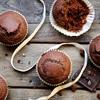 Làm bánh muffin chocolate thuần chay không trứng sữa