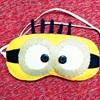 Bịt mắt Minion cho giấc ngủ thật ngon