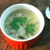 Tận dụng thịt gà luộc ngày Tết nấu soup gà cực ngon