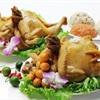 Bí quyết luộc gà và tạo dáng gà cúng cực chuẩn vừa đẹp mắt vừa ngon tỏ lòng thành kính