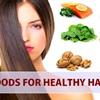 Thực phẩm có lợi và có hại cho tóc chúng ta cần lưu ý để có mái tóc khỏe mạnh