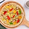 Tuyệt Chiêu Làm Pizza Chuẩn Ý Bằng Nồi Chiên Không Dầu Siêu Tiện Ích