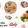 Hướng dẫn đăng kí tài khoản và mua hàng trên app Cooky