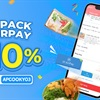Đặt Cooky Pack, giảm thêm 10% khi thanh toán qua AirPay
