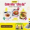 """Thử thách Cơm Nhà """"Chu Du"""" - Rinh Quà Bội Thu"""