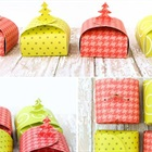 Cách làm hộp quà giáng sinh đẹp lung linh