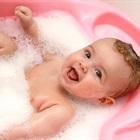 Cách tắm cho trẻ sơ sinh an toàn và đúng cách