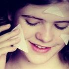 Nhận biết 5 loại da mặt dễ dàng bằng giấy thấm dầu